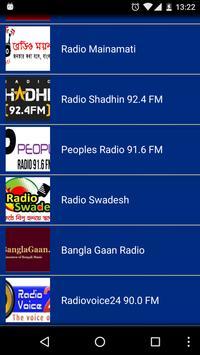 Radio Bangladesh apk screenshot