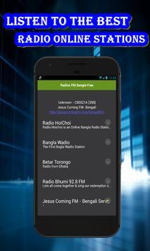 Bangladesh radios Free poster