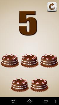Counting Chocolate for kids apk screenshot