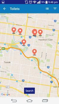 Toilet Finder Australia apk screenshot
