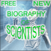 Biography of scientists icon