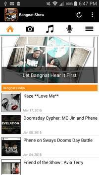 Bangnat Radio poster