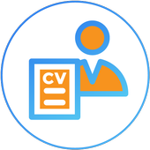 Free Professional CV Maker - Resume Templates icon