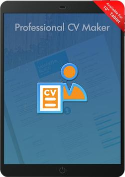 Free Professional CV Maker - Resume Templates screenshot 8