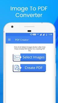 Image To PDF Converter - PDF Creator poster