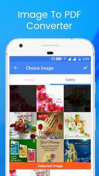 Image To PDF Converter - PDF Creator screenshot 1