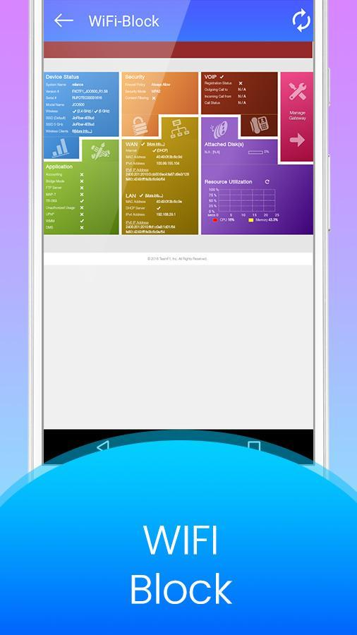 Block WiFi for Android - APK Download
