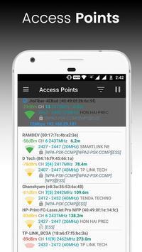 Network Analyzer screenshot 1