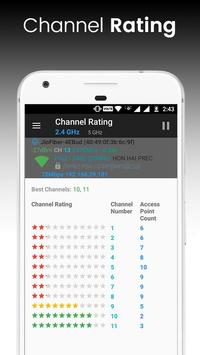 Network Analyzer screenshot 4