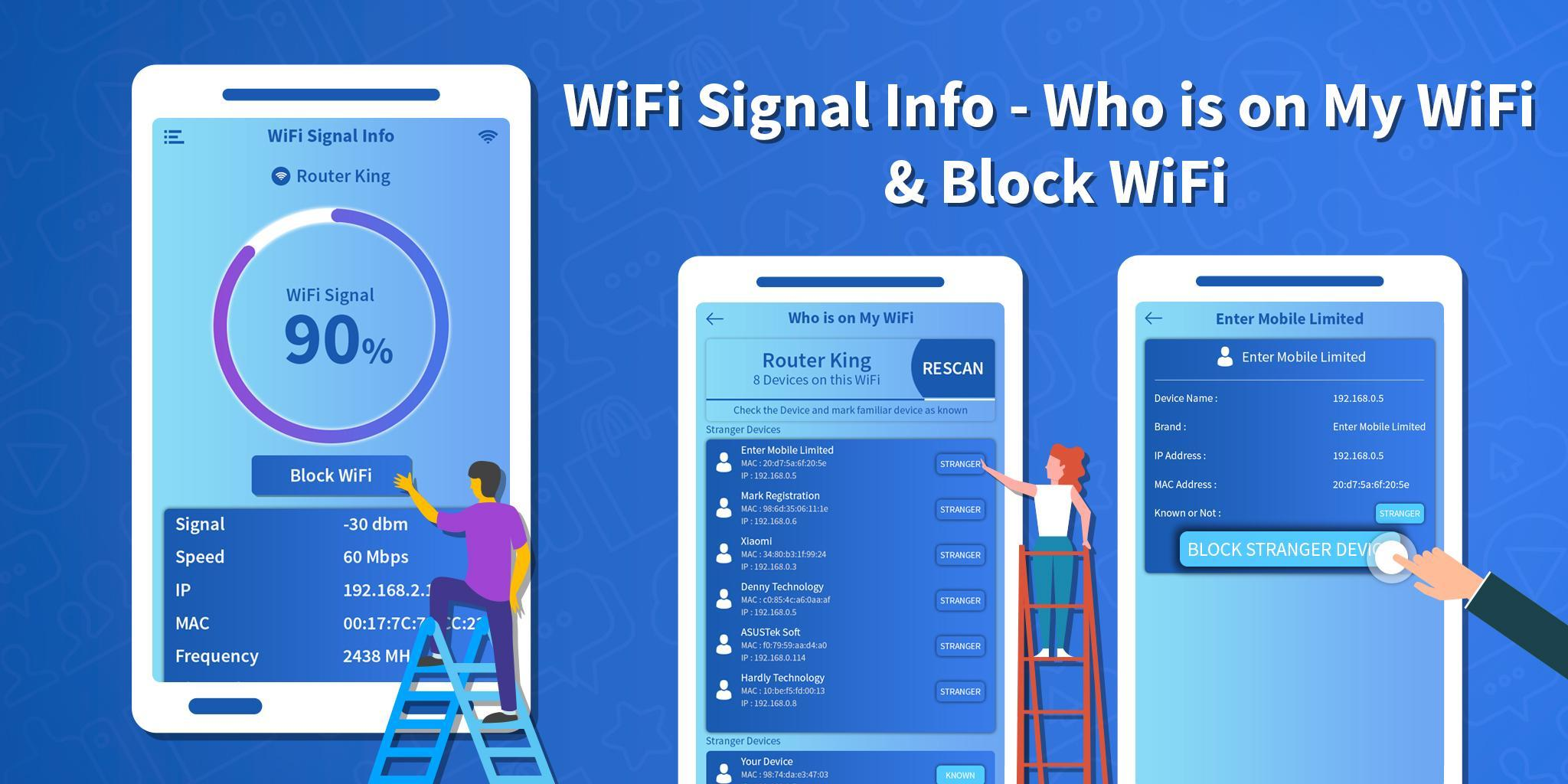 Wifi Signal Info For Android Apk Download
