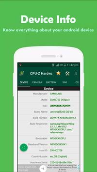 CPU-Z Hardware Info screenshot 8