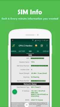 CPU-Z Hardware Info screenshot 13
