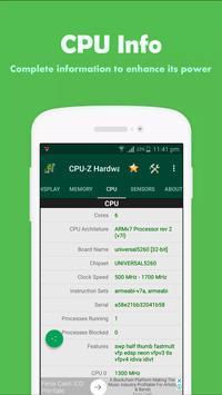CPU-Z Hardware Info screenshot 12
