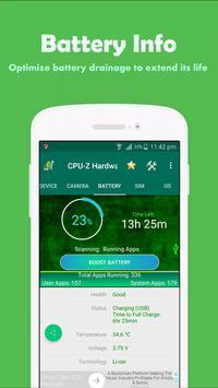 CPU-Z Hardware Info screenshot 17