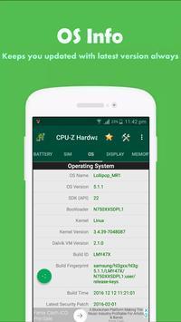 CPU-Z Hardware Info screenshot 14