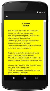 Loubet Top Letras para Android - APK Baixar