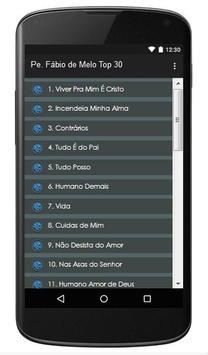 Pe. Fábio de Melo Top 30 poster