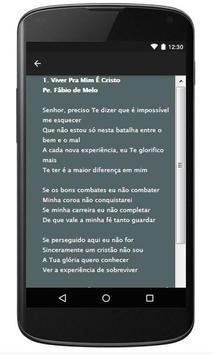 Pe. Fábio de Melo Top 30 screenshot 1