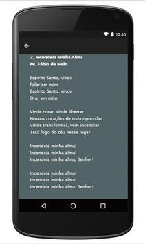 Pe. Fábio de Melo Top 30 screenshot 3