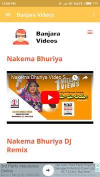 Banjara Songs - Movies - Comedy Videos screenshot 12