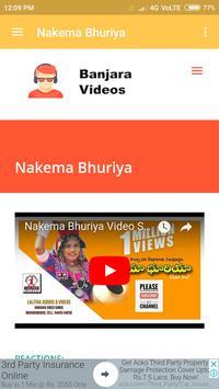 Banjara Songs - Movies - Comedy Videos screenshot 14