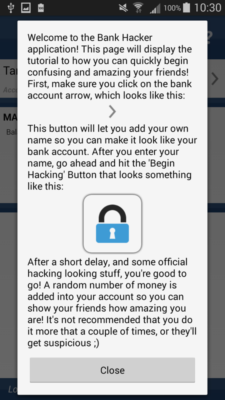 ✨ Bank account hacking tutorial | [Bank Transfer Tutorial] Simple