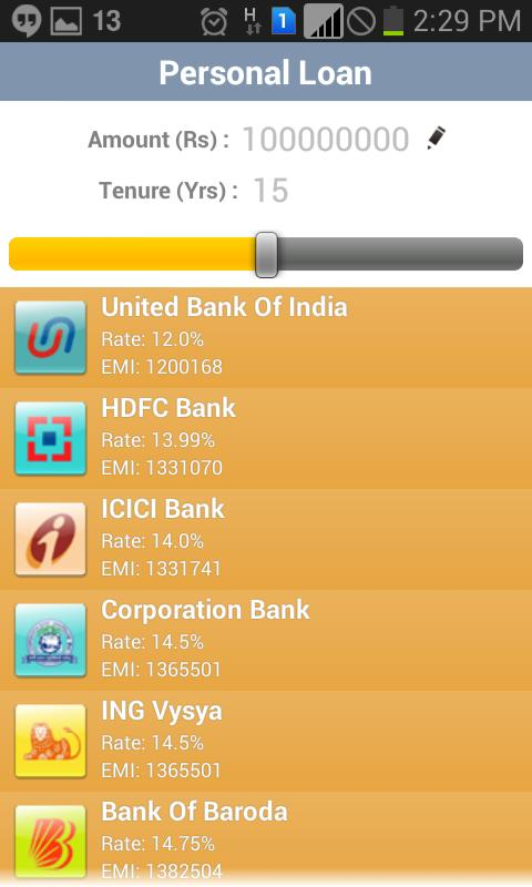 Bank Loan Finder for Android - APK Download