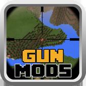 Guns Mods For MCPE icon
