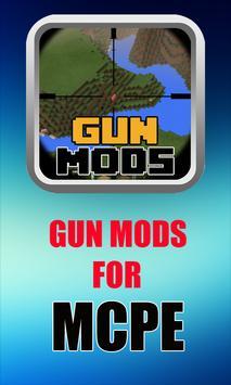 Guns Mods For MCPE apk screenshot
