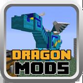 Dragon MODS For MCPE!! icon