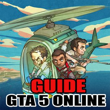 Guide For GTA 5 Online poster