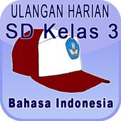 Bank Soal SD Kls 3 B Indonesia icon
