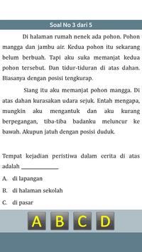 Bank Soal SD Kls 3 B Indonesia screenshot 3