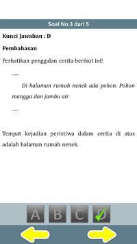Bank Soal SD Kls 3 B Indonesia screenshot 4