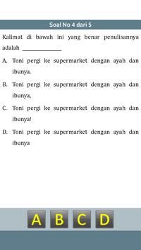 Bank Soal SD Kls 3 B Indonesia screenshot 5
