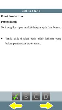 Bank Soal SD Kls 3 B Indonesia screenshot 6