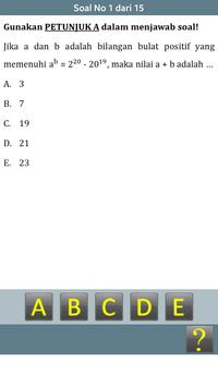 Soal SNMPTN 2012 TKD screenshot 1