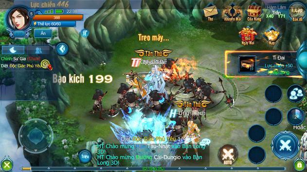 Ban Long Mobile - Bàn Long apk screenshot