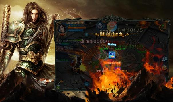 Ngoa Long 3D– Thần Rồng Mobile poster