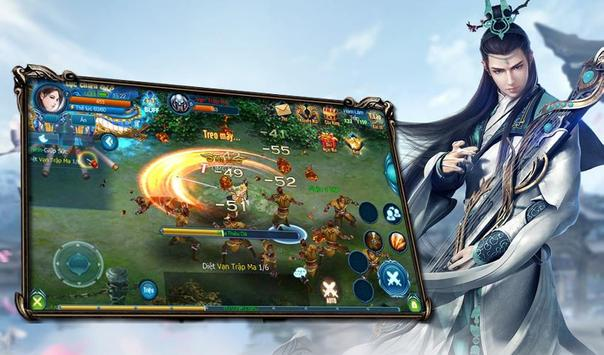 Ngoa Long 3D– Thần Rồng Mobile apk screenshot
