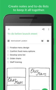 Stay Organized guide screenshot 1