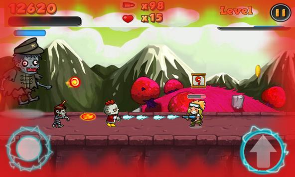 Monster Revenge The City apk screenshot