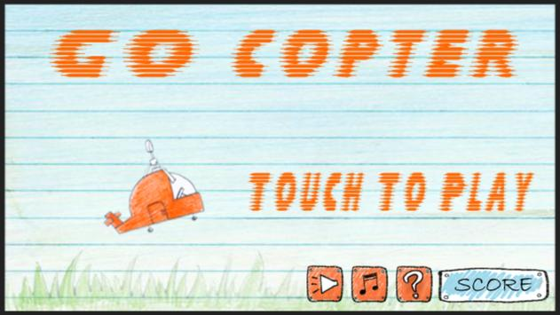 Go Copter poster