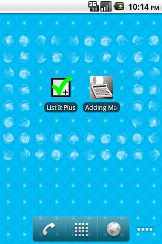 Bubble Wrap Live Wallpaper Poster Apk Screenshot
