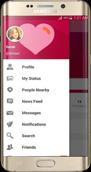 new num Chat direct amour Hot Girls Chat Room 2018 apk screenshot