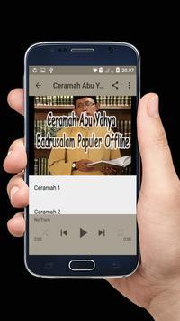Ceramah Abu Yahya Badrusalam Populer Offline screenshot 2