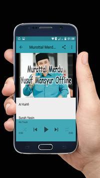 Murottal Merdu Yusuf Mansyur Offline screenshot 2