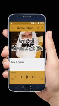 Murottal Syeikh Abdurrahman As Sudais Offline screenshot 2