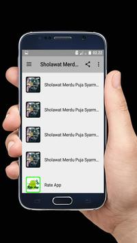 Sholawat Merdu Puja Syarma Offline screenshot 1