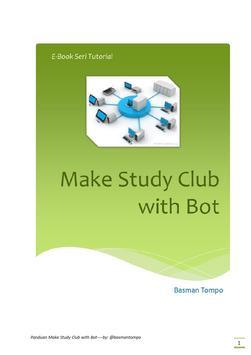 Ebook Bot Telegram apk screenshot